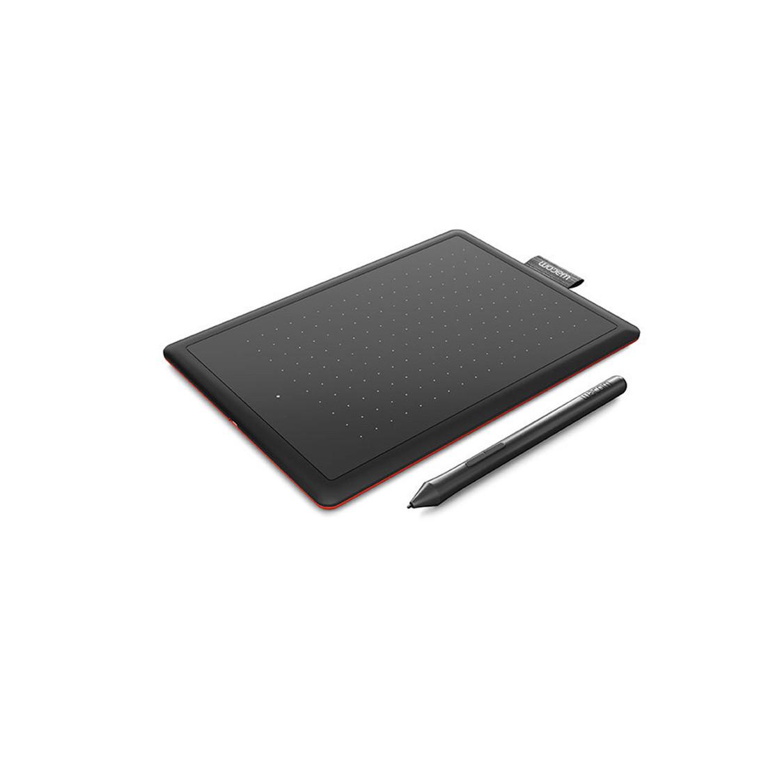 Графический планшет Wacom One Small (CTL-472) Чёрный