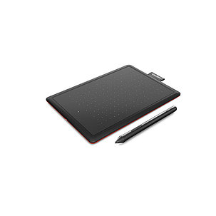Графический планшет Wacom One Small (CTL-472) Чёрный, фото 2