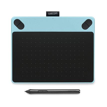 Графический планшет Wacom Intuos Art Small Blue (CTH-490AB-N) Голубой/чёрный, фото 2
