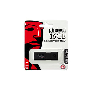 USB-накопитель Kingston DataTraveler® 100 G3 (DT100G3) 16GB, фото 2