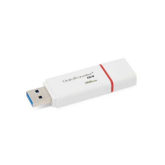 USB-накопитель Kingston DataTraveler® Generation 4 (DTIG4) 32GB