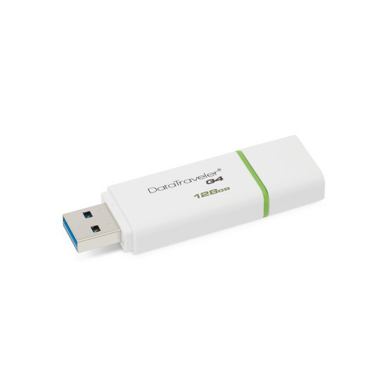 USB-накопитель Kingston DataTraveler® Generation 4 (DTIG4) 128GB