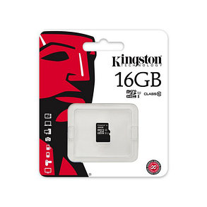 Карта памяти Kingston SDC10G2/16GBSP Class 10 16GB, фото 2