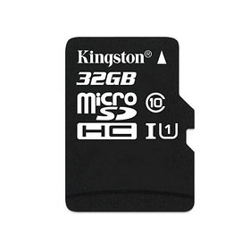 Карта памяти Kingston SDC10G2/32GBSP Class 10  32GB