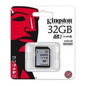 Карта памяти Kingston SD10VG2/32GB Class 10 32GB, фото 2