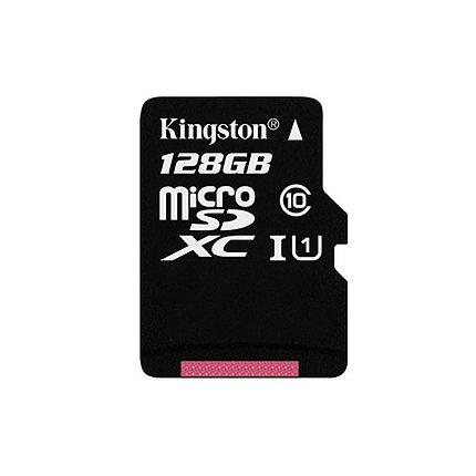 Карта памяти Kingston SDC10G2/128GBSP Class 10  128GB, фото 2