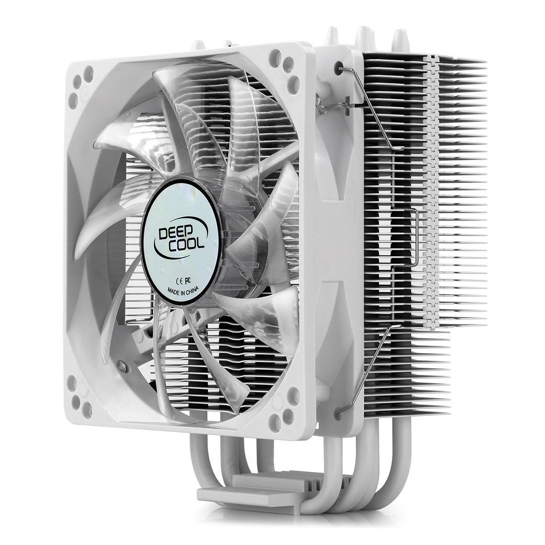 Кулер для CPU Deepcool GAMMAXX 400 White