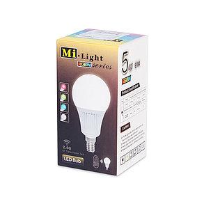 Светодиодная лампа SMART RGBW лампочка Milight FUT013С, фото 2