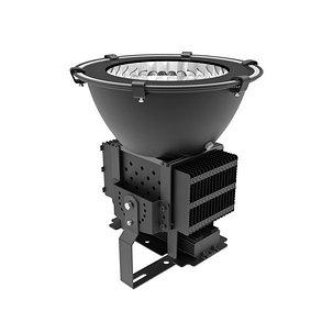 Светодиодный промышленный светильник iPower IPIL100W8000-H, фото 2