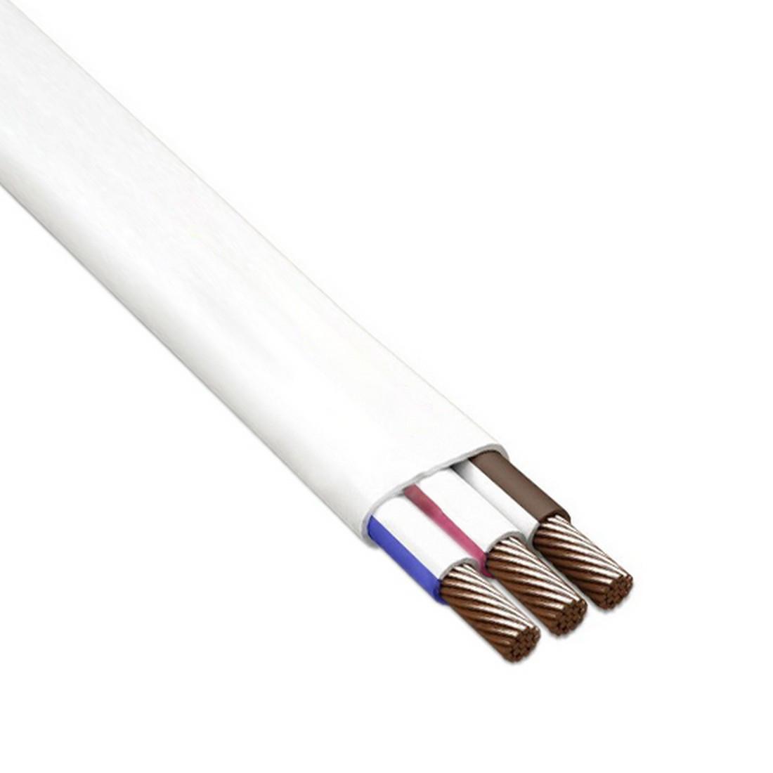 Провод ПВС 3х1.5 (100 м/б)