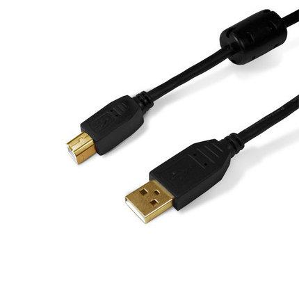Интерфейсный кабель A-B SHIP SH7013-5B Hi-Speed USB 2.0, фото 2