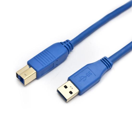 Интерфейсный кабель A-B SHIP US001-1.5B Hi-Speed USB 3.0