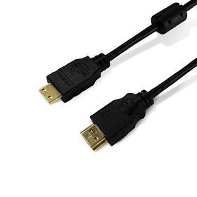 Переходник MINI HDMI на HDMI SHIP SH6031-1P Пол. пакет