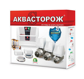 Комплект Аквасторож ТН33 Эксперт 1х25 PRO, фото 2