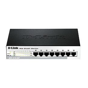 Коммутатор D-Link DES-1210-08P, фото 2