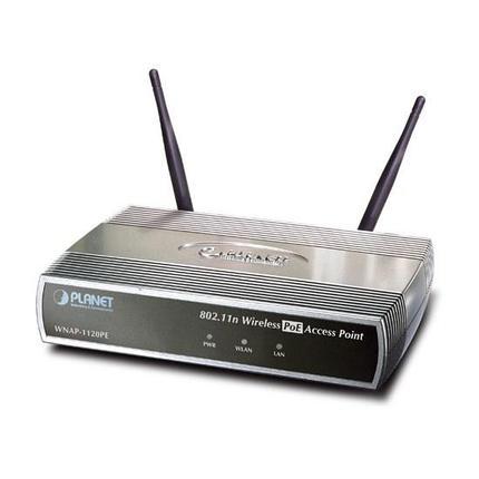 Wi-Fi точка доступа Planet WNAP-1120PE, фото 2