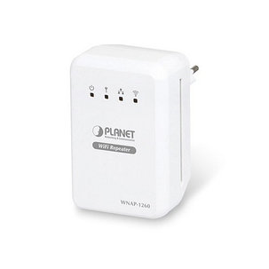 Универсальный WiFi усилитель / маршрутизатор Planet WNAP-1260, фото 2