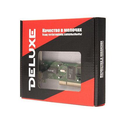 Сетевая карта Deluxe DLN-R 8139D 10/100 Mb/s PCI, фото 2