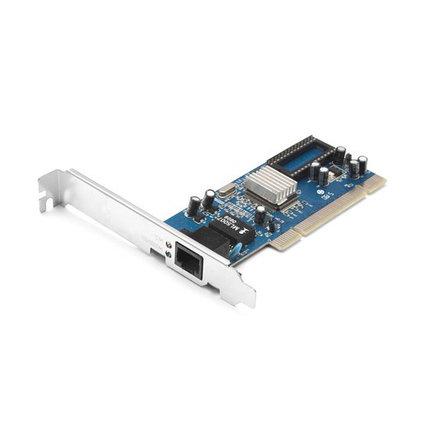 Сетевая карта Deluxe DLN-G RTL8169S 10/100/1000 Mb/s PCI, фото 2