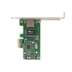 Сетевая карта Deluxe DLNe-G RTL8169S 10/100/1000 Mb/s PCIe, фото 2