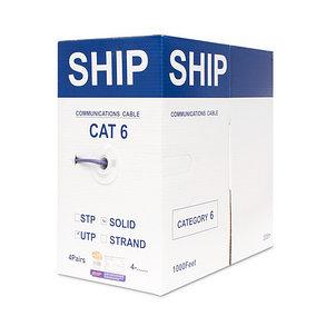 Кабель сетевой SHIP D165A-L Cat.6 UTP LSZH, фото 2