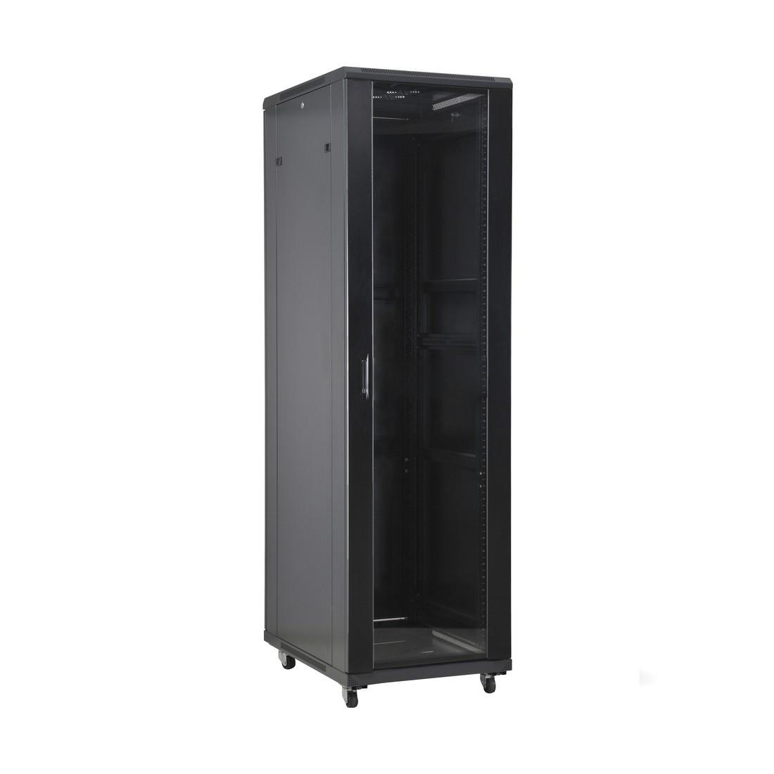 Шкаф серверный SHIP 601S.6824.03.100 24U 600*800*1200 мм