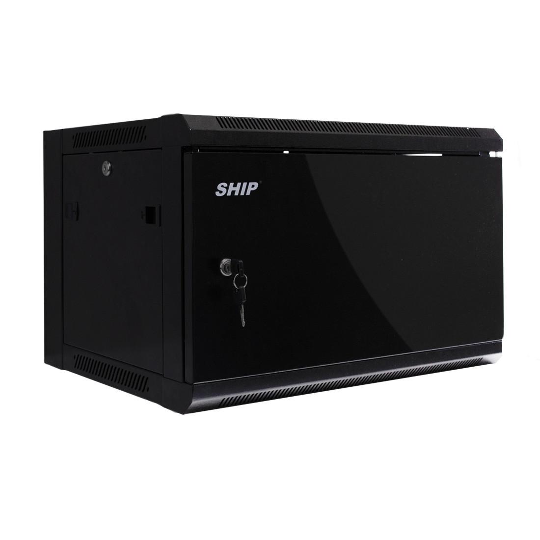 Шкаф настенный SHIP VP5406.100 6U 570*450*380 мм