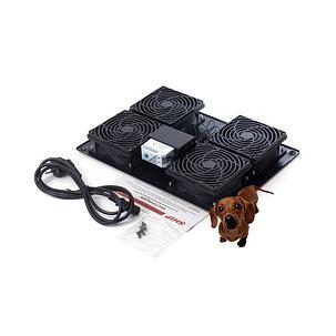 Вентиляторная панель с термостатом SHIP 700404112Т, фото 2