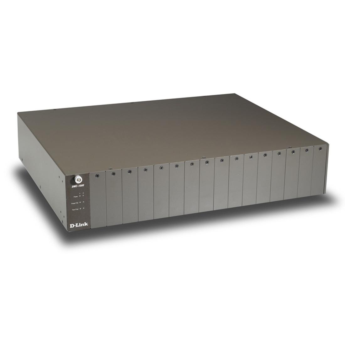 Шасси для медиаконвертеров D-Link DMC-1000