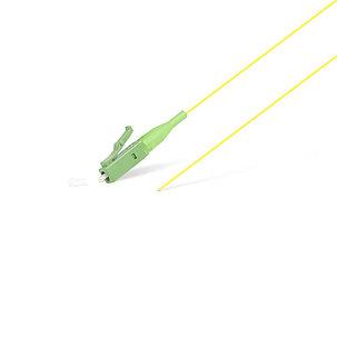 Пигтейл Оптический LC/APC SM 9/125 0.9мм 1.5 м, фото 2