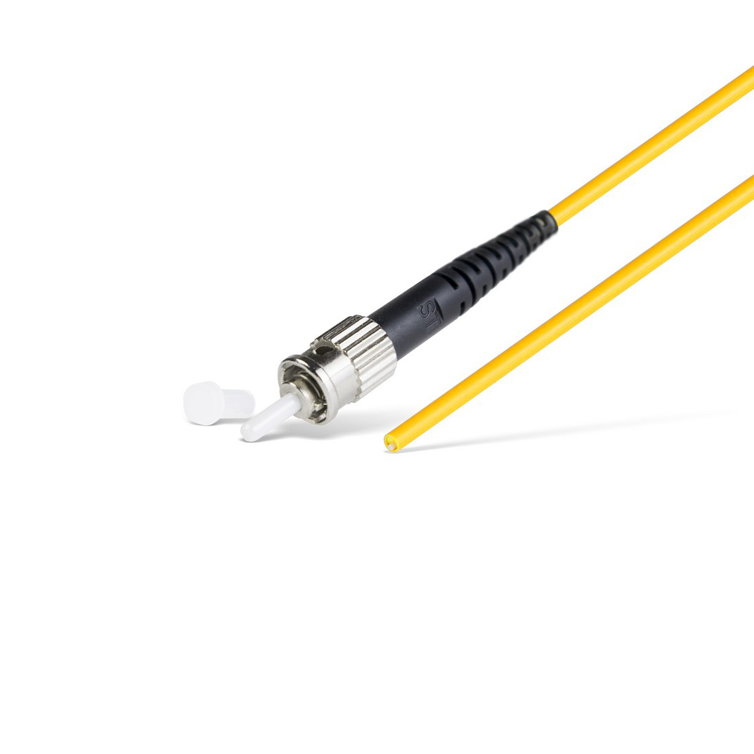 Пигтейл Оптический ST/UPC SM 9/125 3.0мм 1.5 м