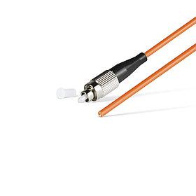 Пигтейл Оптический FC/UPC MM OM1 62.5/125 3.0мм 1 м