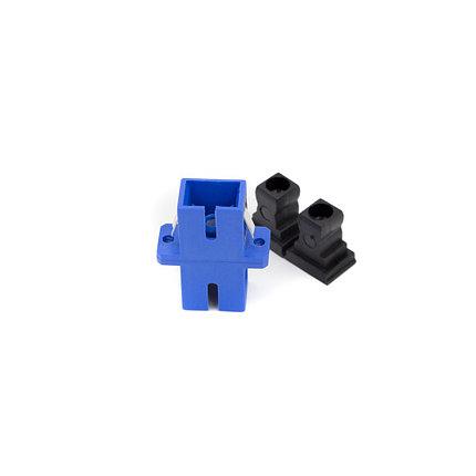 Адаптер А-Оптик АО-7001 SC/UPC-SC/UPC SC SM Simplex, фото 2