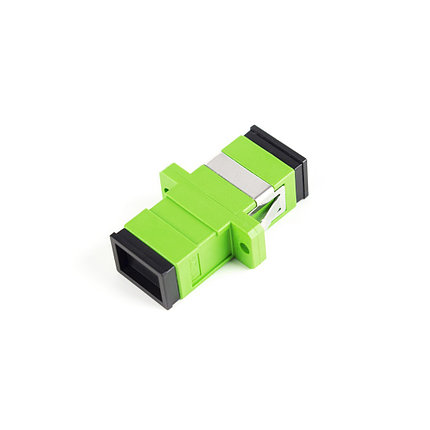 Адаптер SHIP S904-3 SC/APC-SC/APC SM Simplex, фото 2