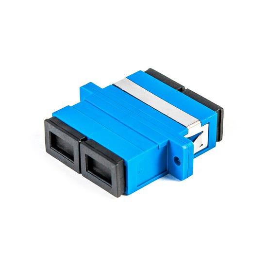 Адаптер SHIP S908-3 SC/UPC-SC/UPC SM Duplex