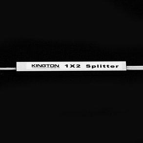 Splitter KINGTON SPL2 GPON 1:2 Type PLC Case type SHC in 900/out 900 Simplex SC/APC, фото 2