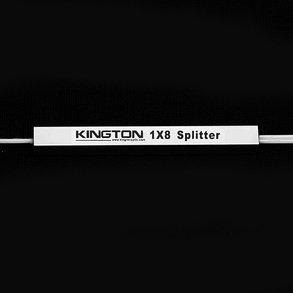 Splitter KINGTON SPL8 GPON 1:8 Type PLC Case type SHC in 900/out 900 Simplex SC/APC, фото 2
