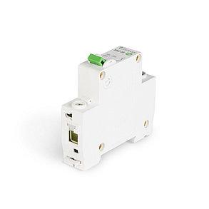 Автоматический выключатель реечный iPower ВА47-63 1Р 10А, фото 2