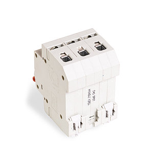 Автоматический выключатель реечный HYUNDAI HIBD63-N 3PMCS0000C 3Р 40А, фото 2