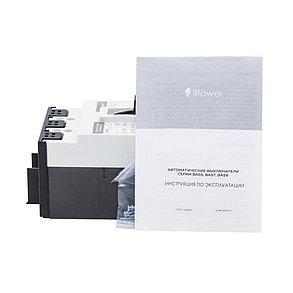 Автоматический выключатель iPower  ВА55-63 3P 25A, фото 2
