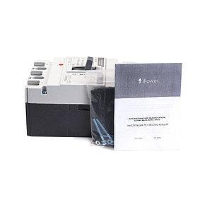 Автоматический выключатель iPower ВА57-225 3P 125A, фото 2