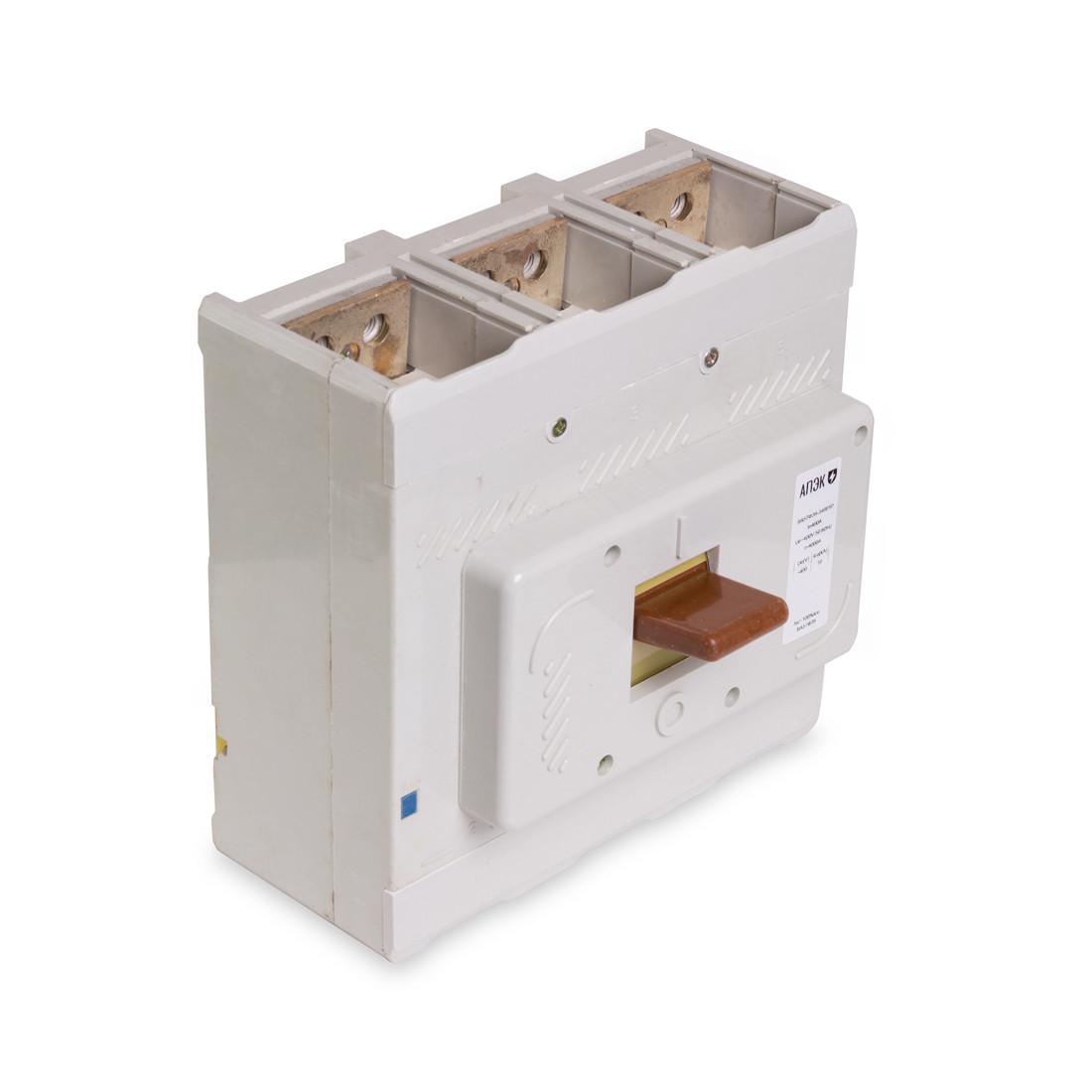 Автоматический выключатель АПЭК ВА57-39-34100 3Р 630A