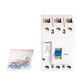 Автоматический выключатель АПЭК ВА57-35-34100 3Р 160A, фото 2
