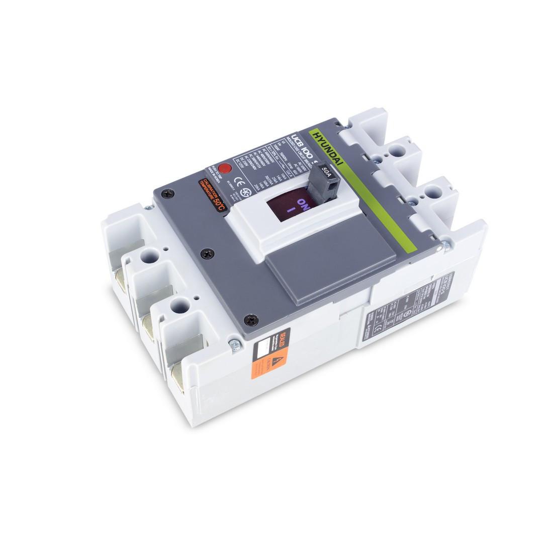Автоматический выключатель HYUNDAI  UCB100S 3PT4S0000C 00080F