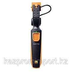 Смарт-зонд testo 115 i - Термометр для труб (зажим) с Bluetooth, управляемый со смартфона/планшета