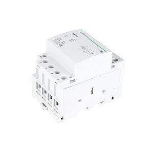 Контактор модульный iPower КМ-63 4Р 40А, фото 2