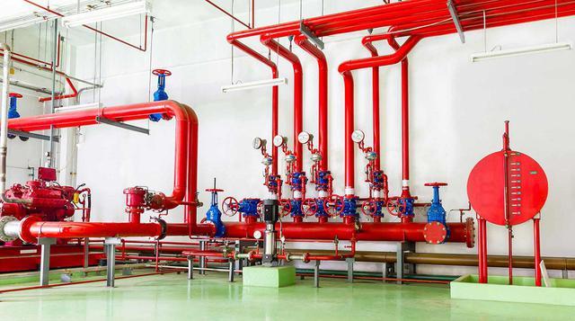Испытание сети внутреннего пожарного водопровода