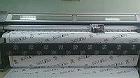 Широкоформатная печать на баннере