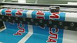 Широкоформатная печать на баннере, фото 2