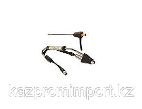 Solid fuel set (probe shaft, adapter)